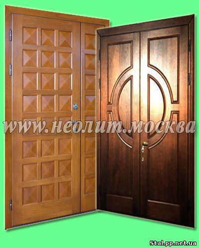 изготовление и установка металлических дверь эконом класса